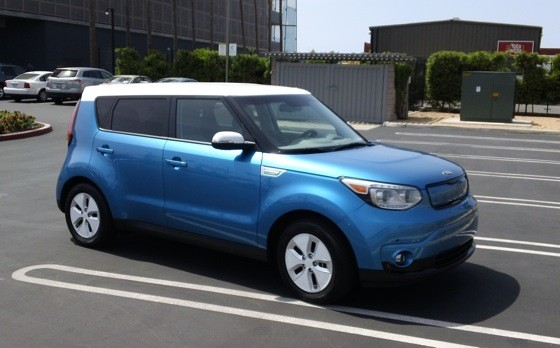 2015 Kia Soul Ev Turns At Least One Cynic Into A Hipster Hamster