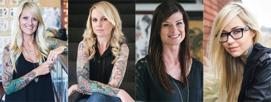 "f48c5882f ""I really think it's more about the healing process for a lot of my clients  than a subculture,"" says Sara Fabel of Costa Mesa's Outer Limits Tattoo."