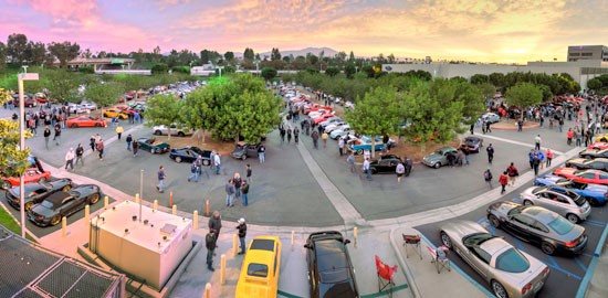 Cars and Coffee Became America's Most Famous Auto Meet-up