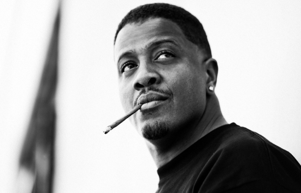 Chali 2na of Jurassic 5 Creates an EP Set /Coffee Table Book