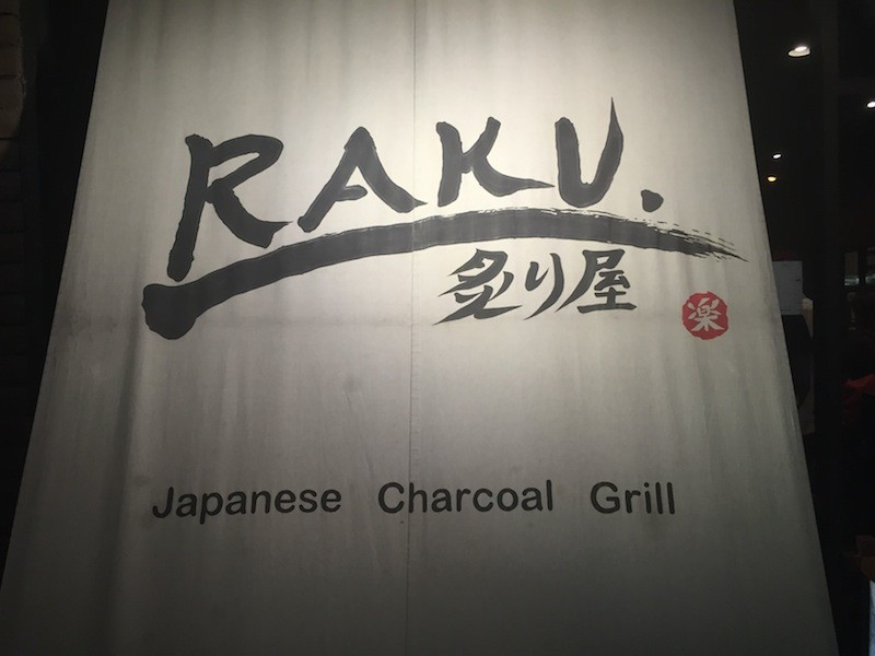 Aburiya Raku Is Technically A Charcoal Grill Restaurant And You Can Do That If Like Grilled Fish Vegetables Washed Down With Stunningly