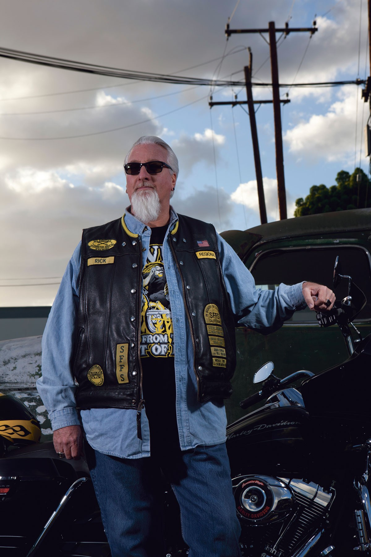 Meet the SoCal Bikers Trying to Give Motorcycle Clubs a