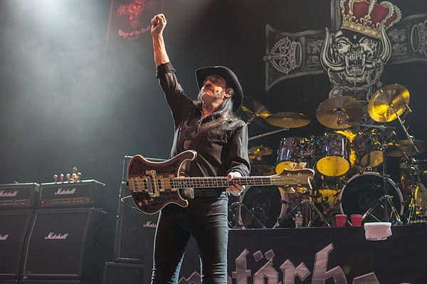 Remembering Lemmy, the Lord of Loudness | OC Weekly