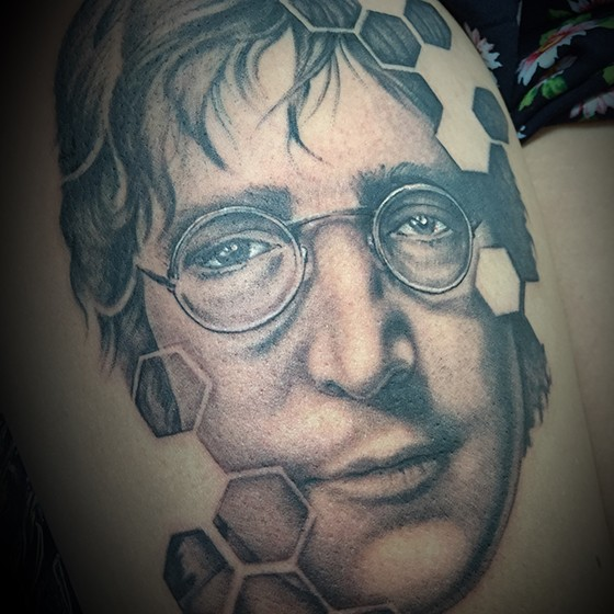 Famous Musicians Immortalized By Oc Tattoo Artists Oc Weekly
