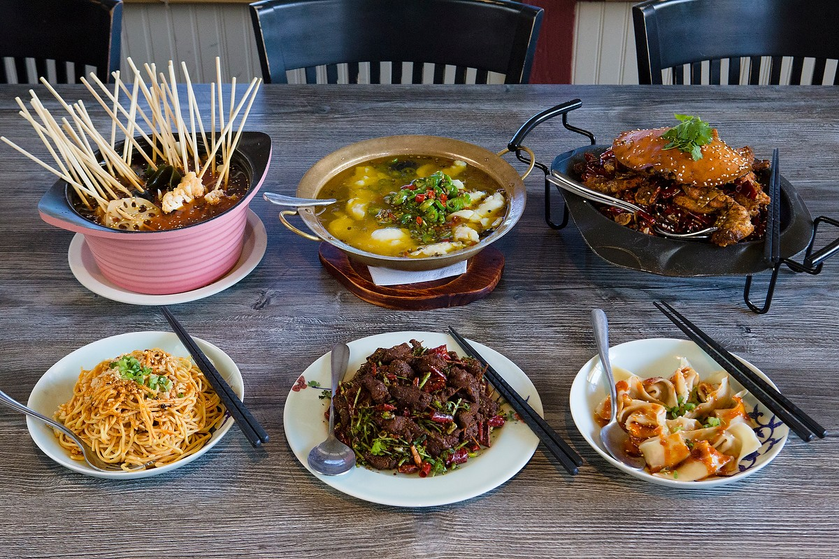 Sichuan Impression's Fiery Chinese Cuisine Hurts So Good in