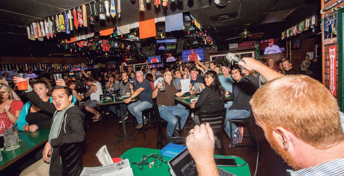 Orange County's Pub-Quiz Scene Is More Popular Than Ever
