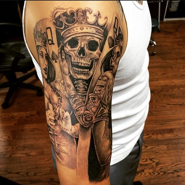 From Home Tattooer to Shop Owner, Rob Galvan Keeps Things True to ...