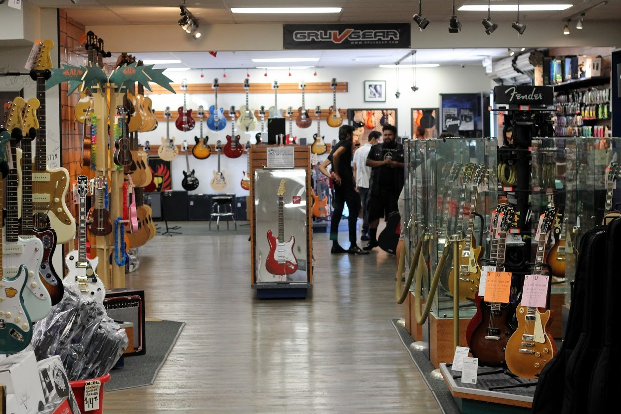 The 15 Best Orange County Mom-n-Pop Music Shops | OC Weekly
