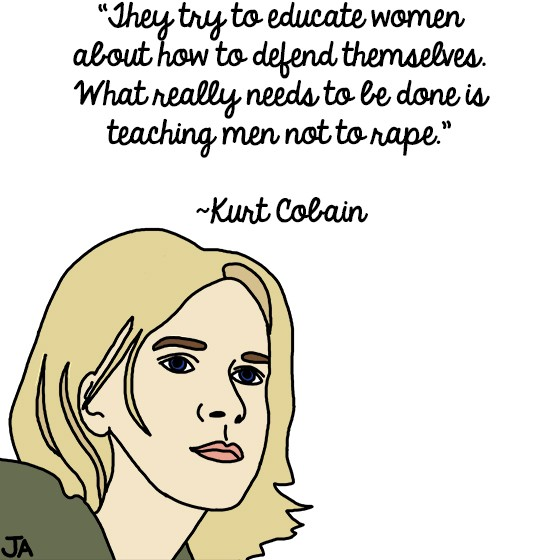 Kurt Cobain Quotes Relevant Kurt Cobain Quotes (Amid The 2016 Election) | OC Weekly Kurt Cobain Quotes