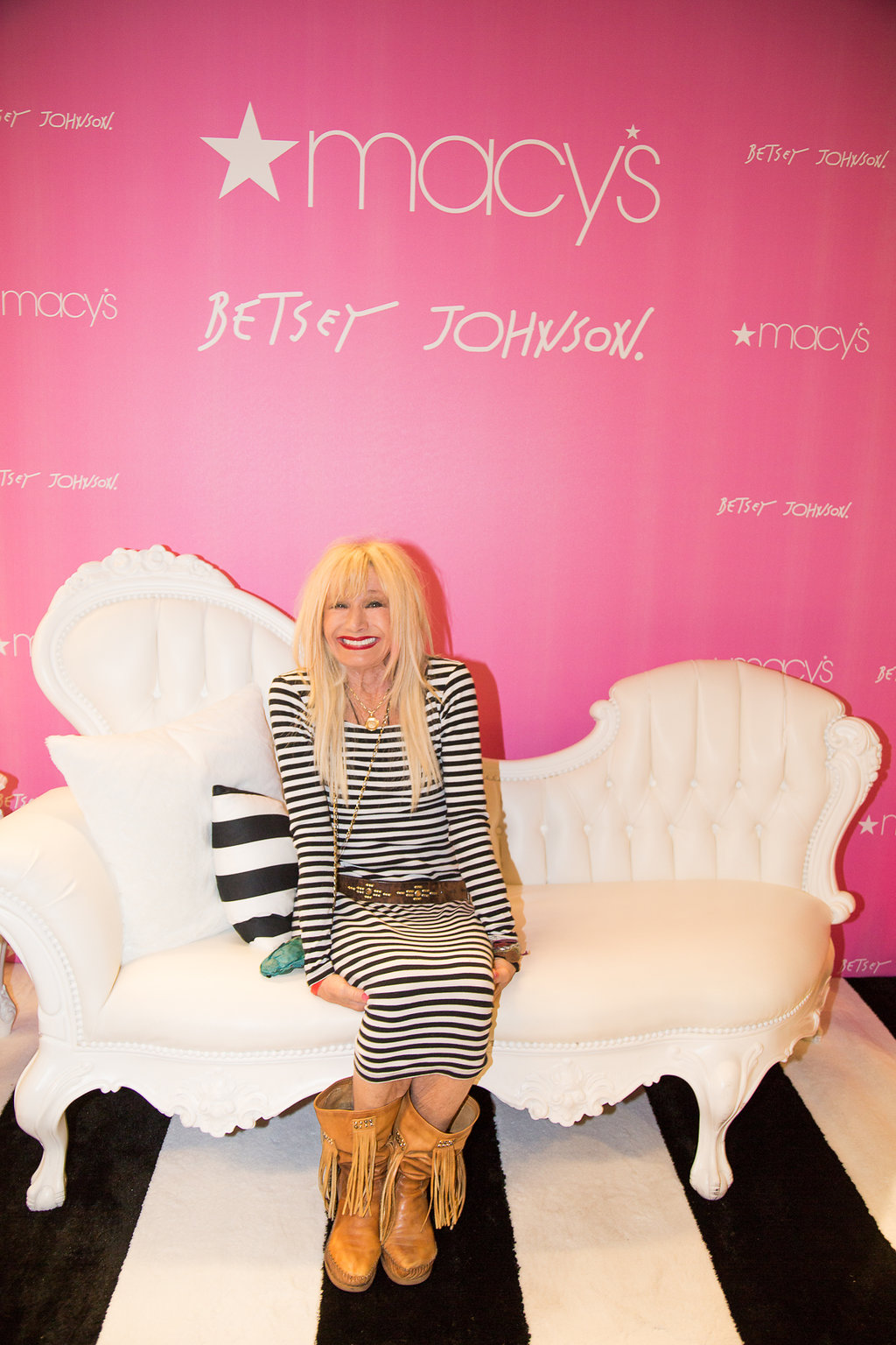 Designer Betsey Johnson Shares Her Guide To Living And Loving With Style Oc Weekly
