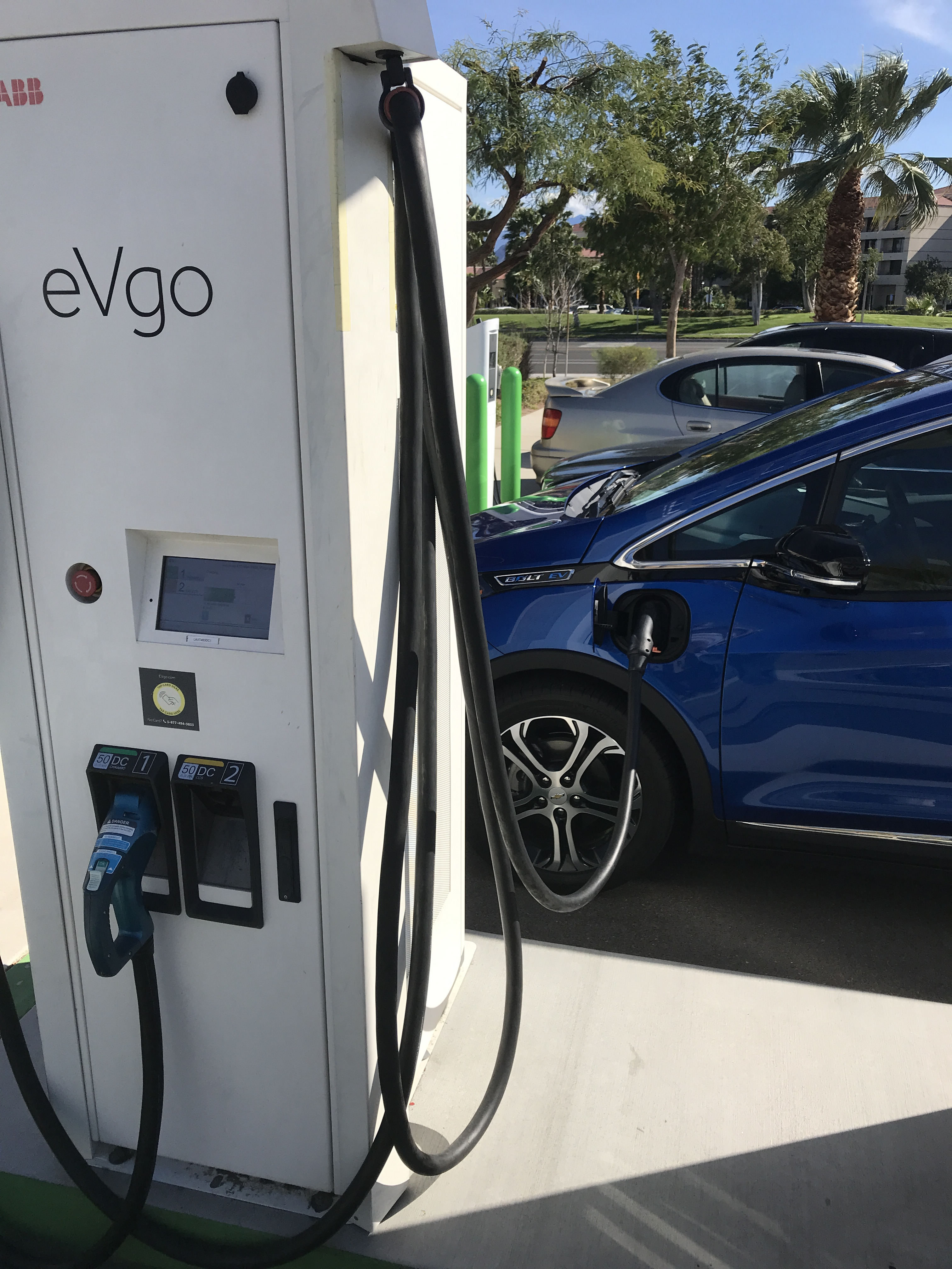 To Live and Die in the Arizona Desert in a 2018 Chevy Bolt