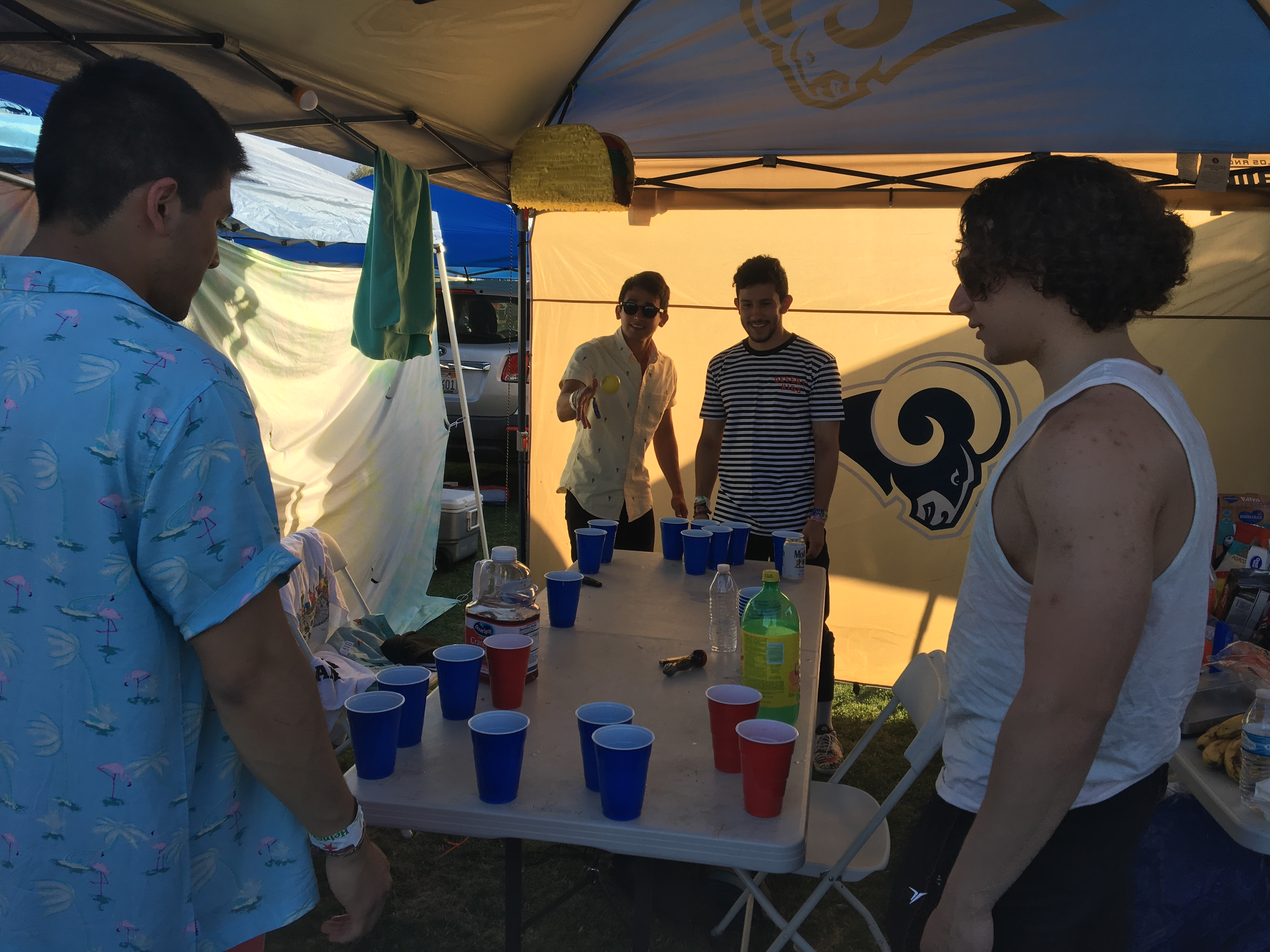The Evolution Of Coachella's Campgrounds   OC Weekly