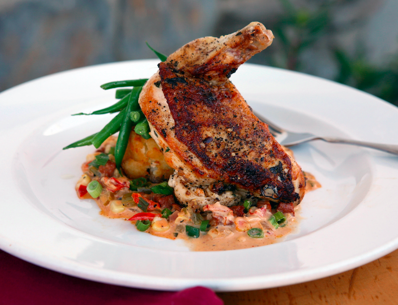 Pan-roasted Chicken from Memphis
