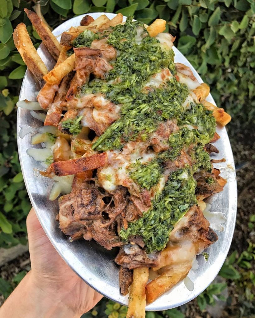 Brisket poutine from The Cut