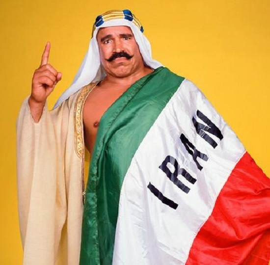 Stop Being A Jabroni And Respect The Iron Sheik Oc Weekly