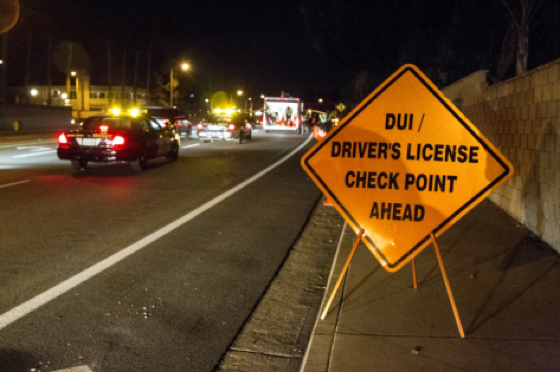 Friday Night's Lake Forest Checkpoint Had More Popped for