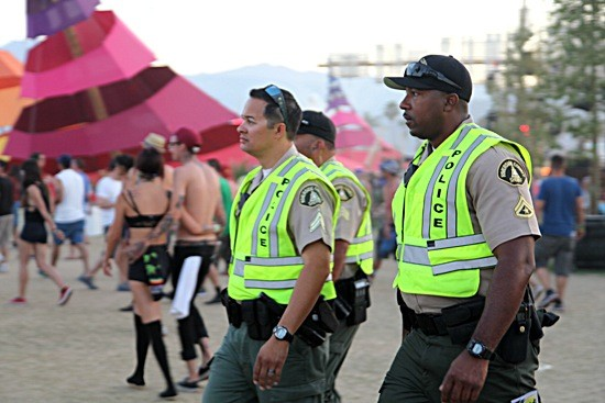 What is It Like to Get Arrested for Drugs at Coachella? | OC