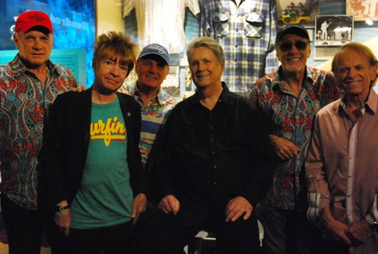 Brothels And Underage Drinking Were A Topic Of Discussion At The Beach Boy S 50th Anniversary Grammy Museum Exhibit Induction Tuesday