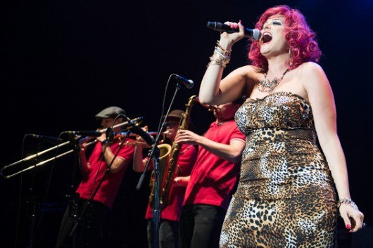 Will Save Ferris' Monique Powell Have Something to Say to Her Hometown Crowd?