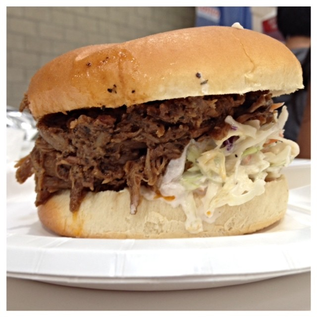 Costco's New BBQ Beef Brisket Sandwich Is Good! | OC Weekly