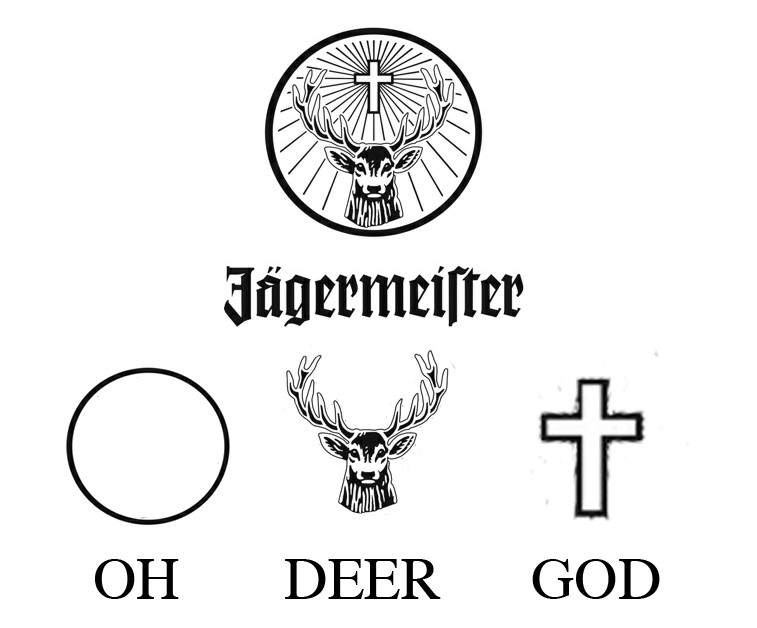 The Real Meaning Behind The Jagermeister Logo