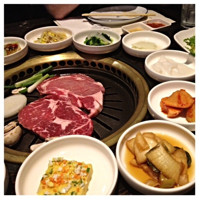 If You Want To Eat All Can At An In Orange County There Will Be A Lot Of Indian Sushi And Korean Bbqs