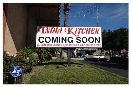 India Kitchen Opens In Tustin Oc Weekly