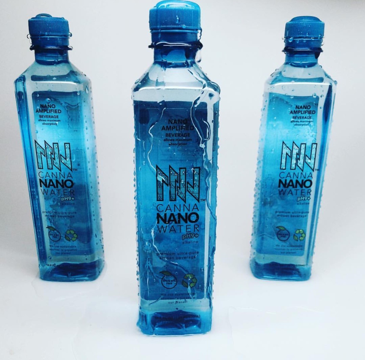 Canna Nano CBD Water Brings Sustainable Spin to Patient