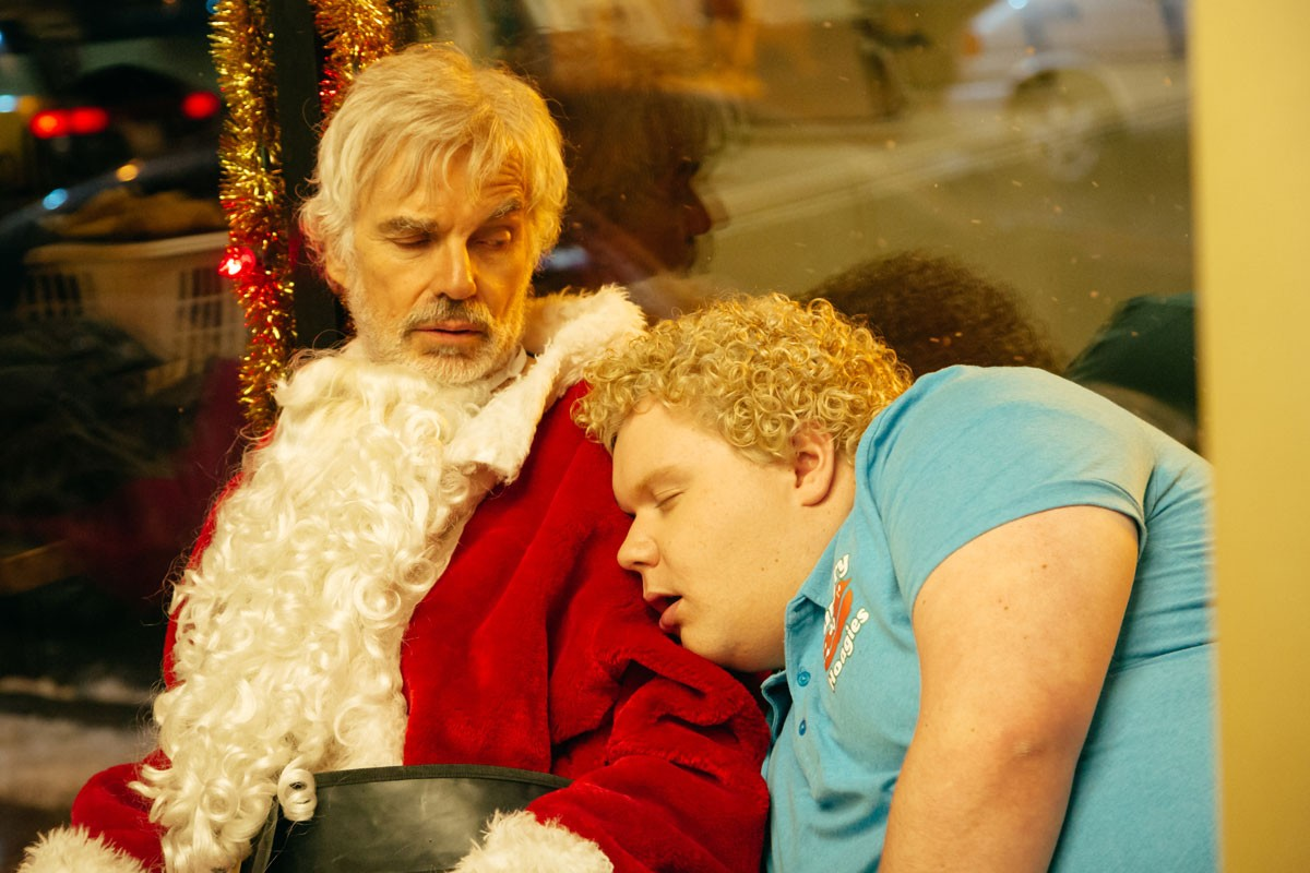 How Best to Spend Your Holiday: Bad Santa 2 or Office Christmas ...