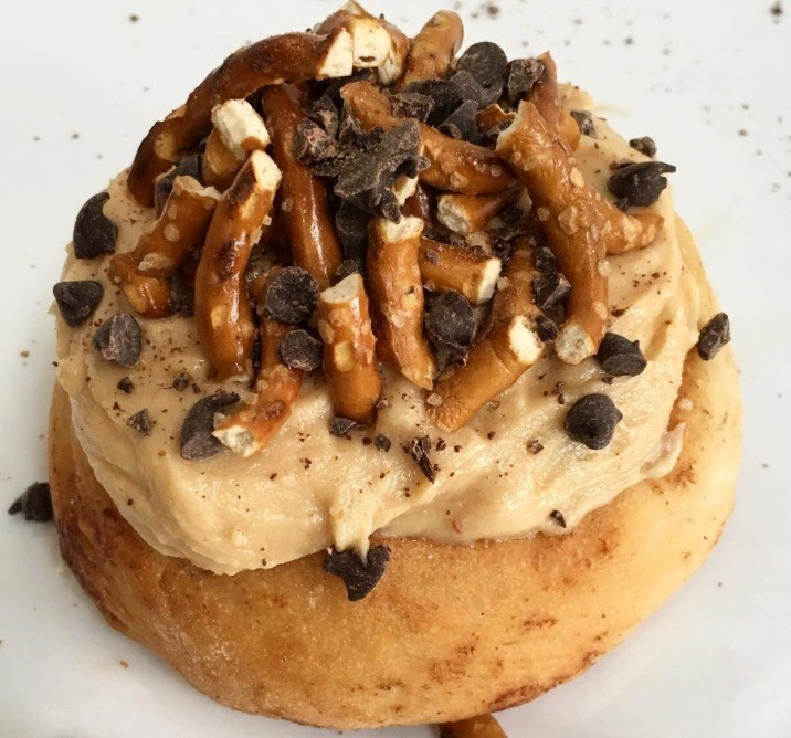 Now Open: A New Cinnamon Roll Shop and MORE!