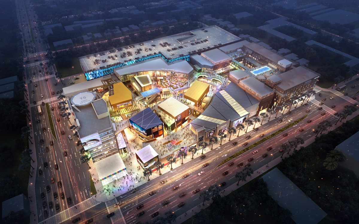Will Buena Park S New Retail Center The Source Put It On