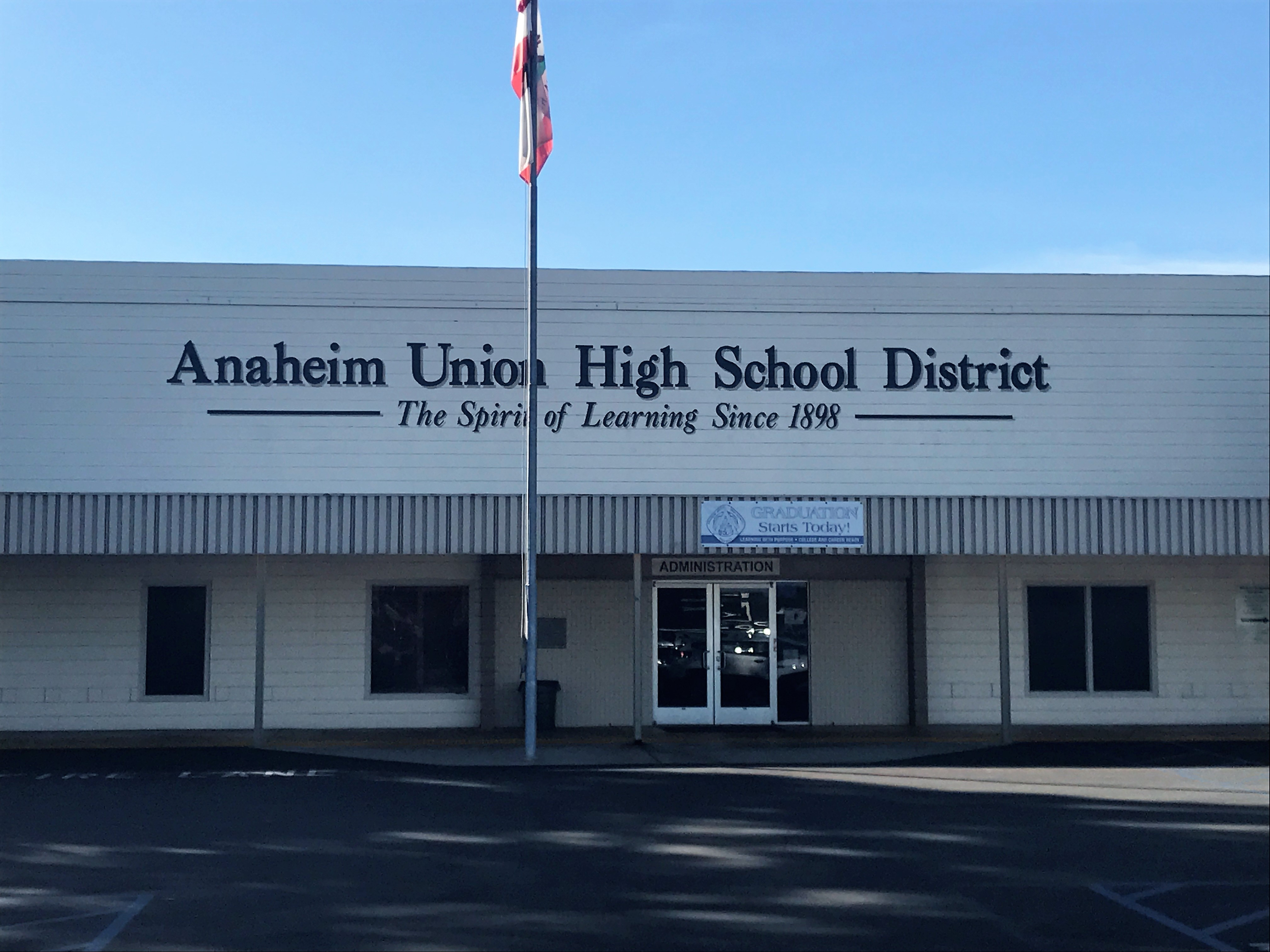 Fullerton Union High School Assistant Principal Reprimands Student for Advocating Gay Marriage