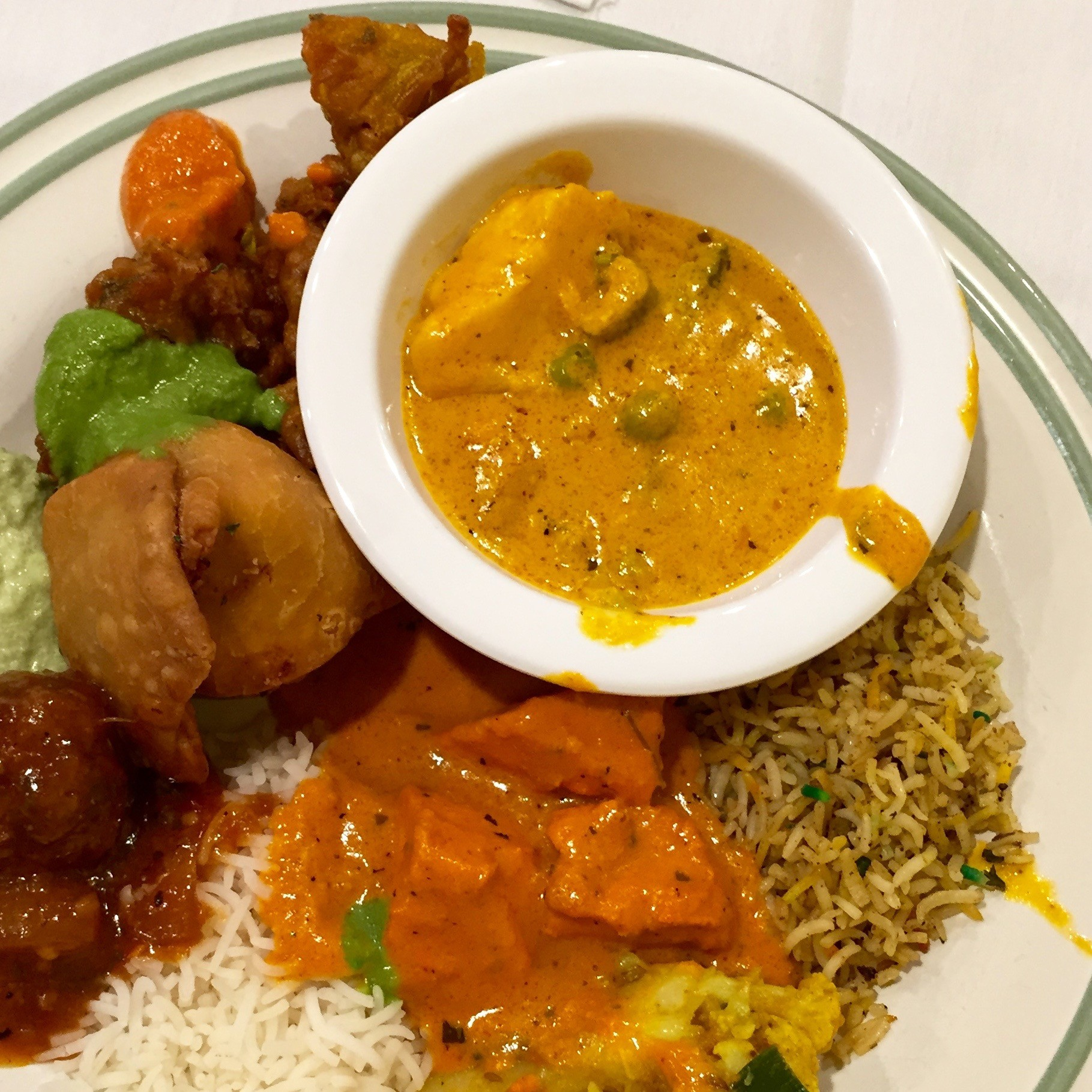Eat This Now Lunch Buffet At India Kitchen Oc Weekly