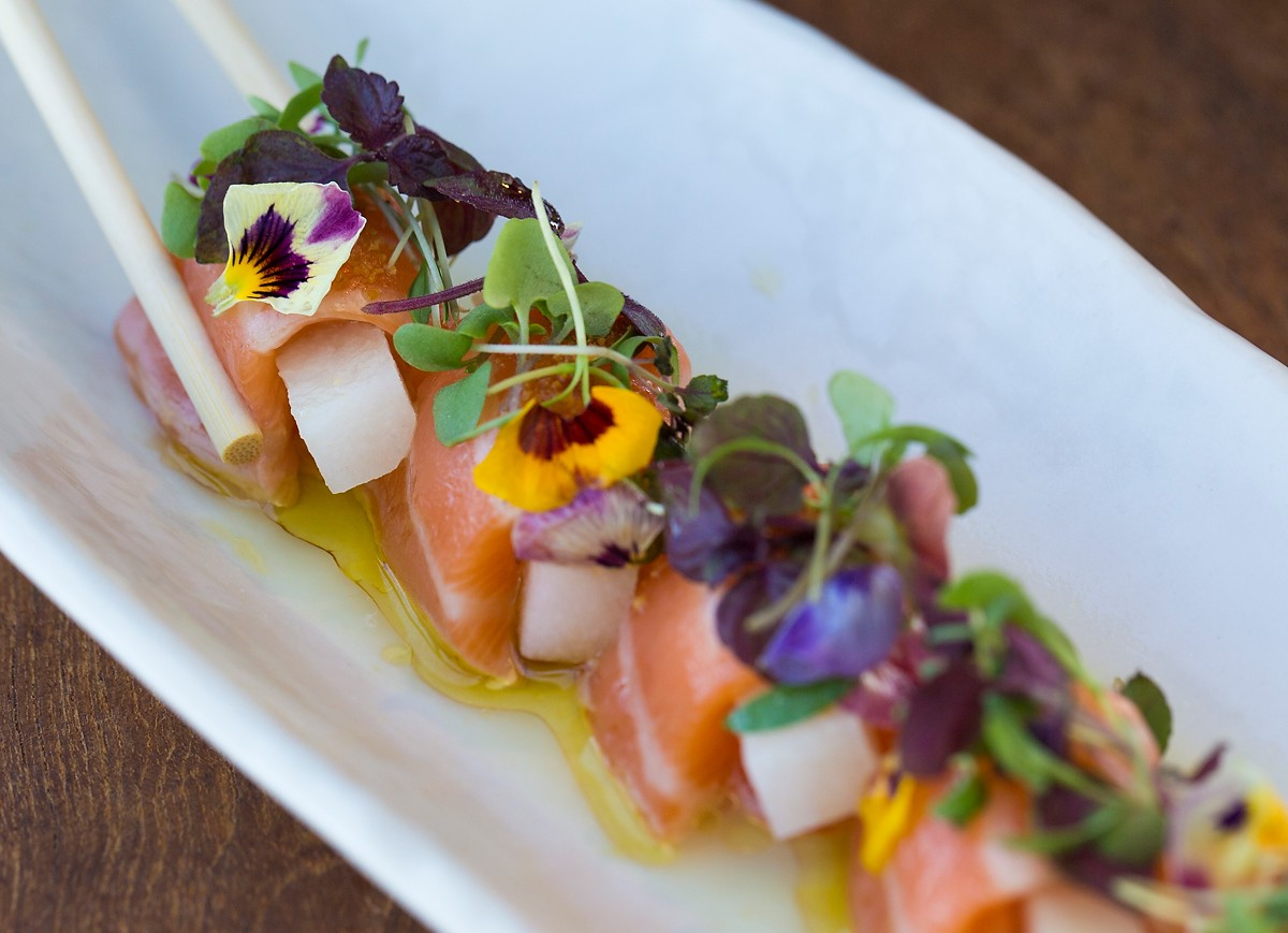 Nobu Finally Arrives In Orange County But Was It Worth The Wait Oc Weekly