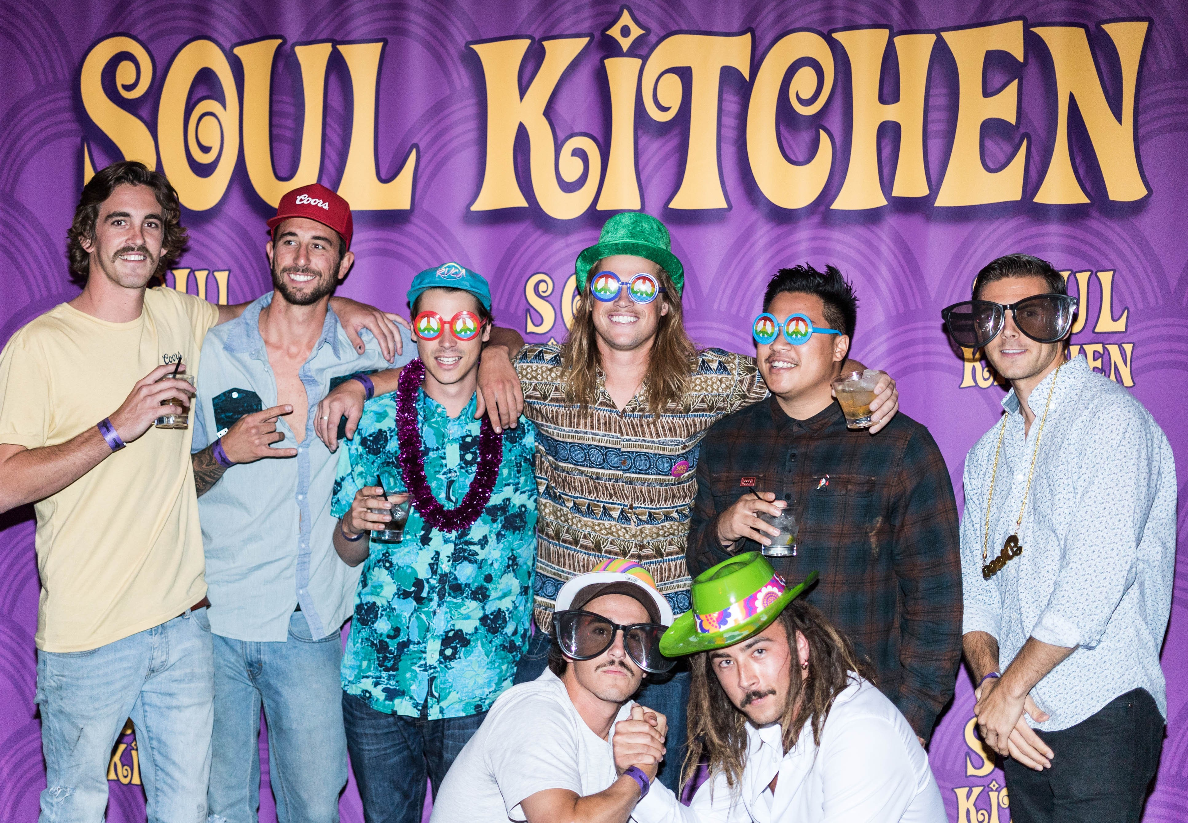 Soul Kitchen Becomes OC's Newest '60s Rock 'N' Roll Dance