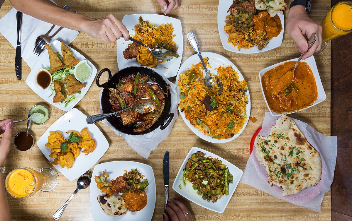 Mint In Laguna Hills Is What An Indian Pakistani Restaurant