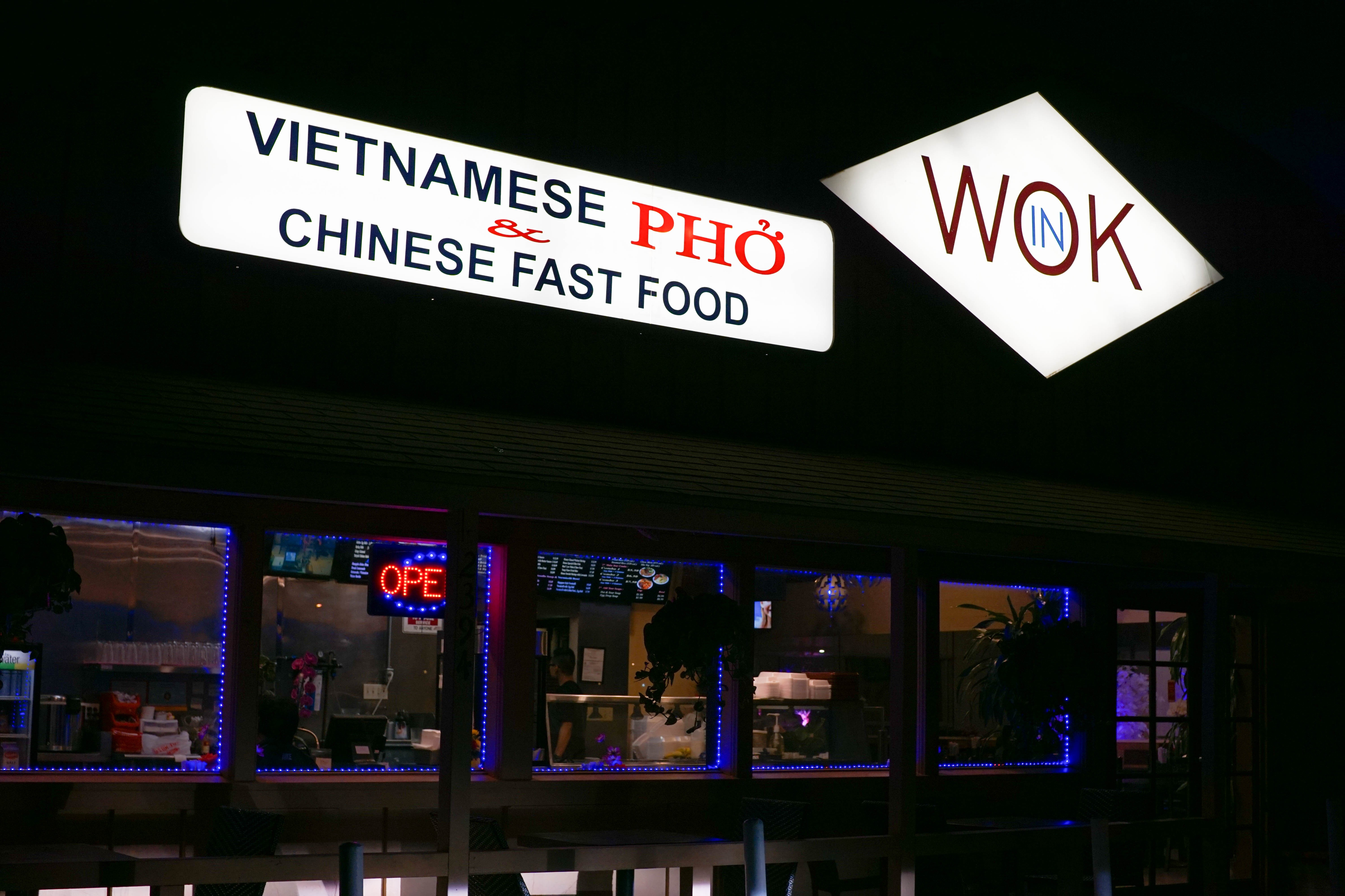 Two In One Restaurant At Wok In Hole In The Wall Oc Weekly