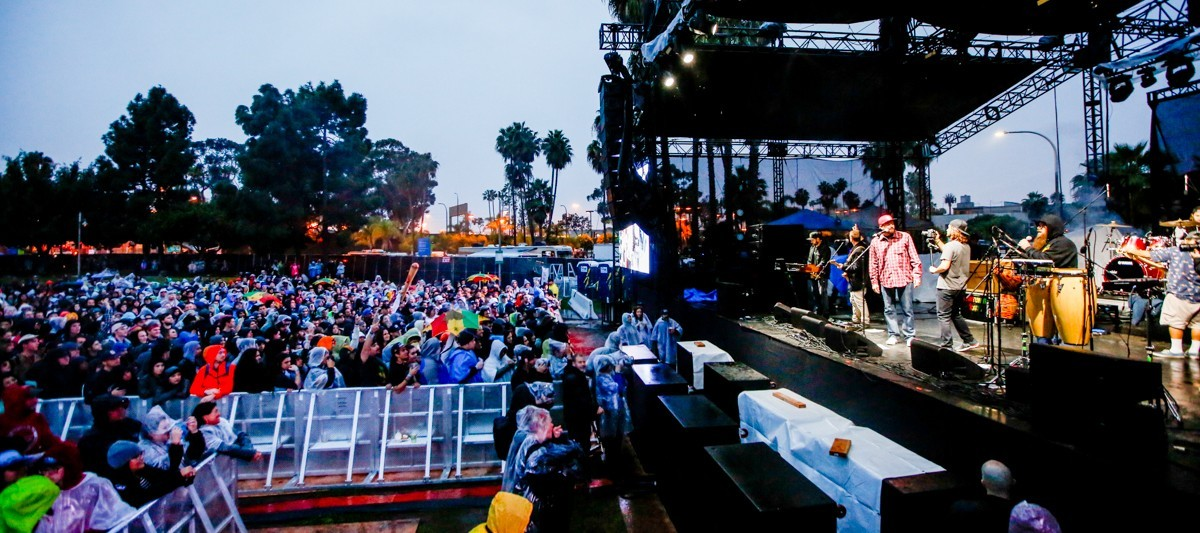 Could Long Beach Become The Home Of Concert Industry S Next Coachella Esque Event That What Goldenvoice Is Hoping For