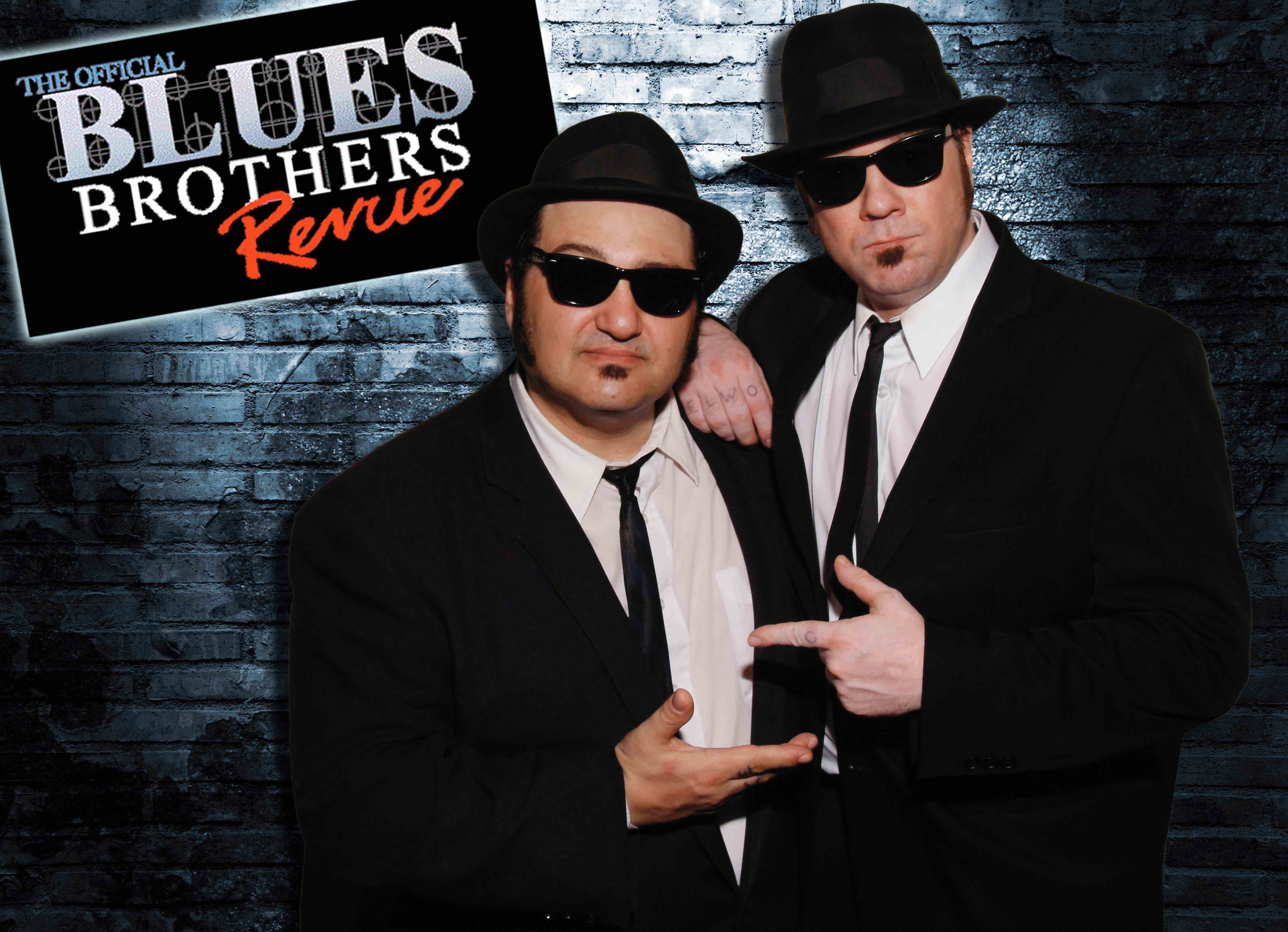 "The ""Official Blues Brothers"" Revue"
