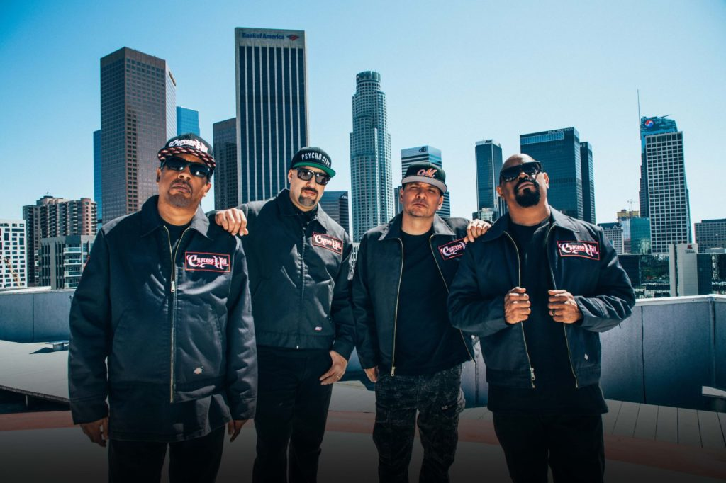 Cypress Hill Return with Psychedelic New Album and North American Tour