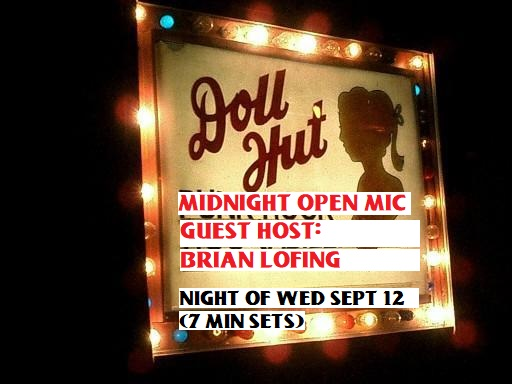 Doll Hut Midnight Mic