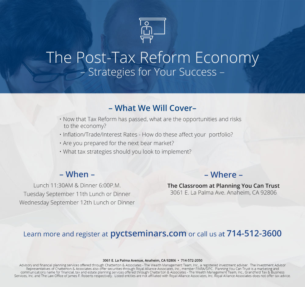 The Post-Reform Economy – Strategies for Your Success