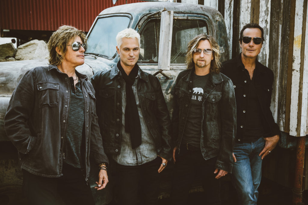 Stone Temple Pilots' Robert DeLeo on the Band's Remarkable Year and Return to Orange County