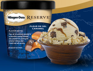 Although I M Still Annoyed With Häagen Dazs For Reducing The Size Of Their Pints Have To Put My Hands Up And Acknowledge That Fleur De Sel Caramel