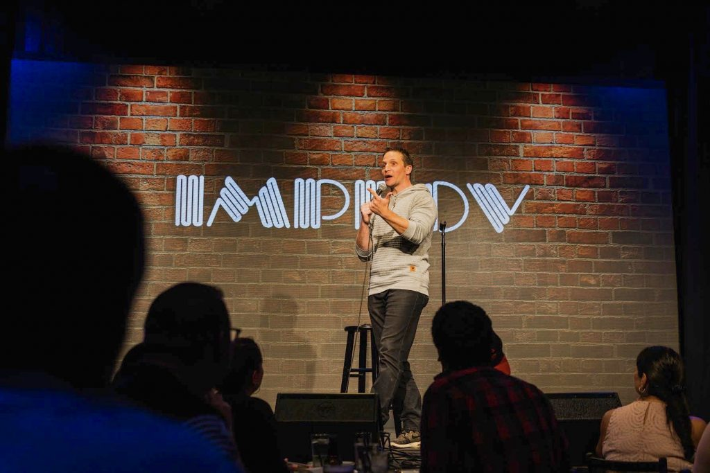 Comedian and 'Former Fat Kid' Jonny Loquasto to Record His First Stand Up Special
