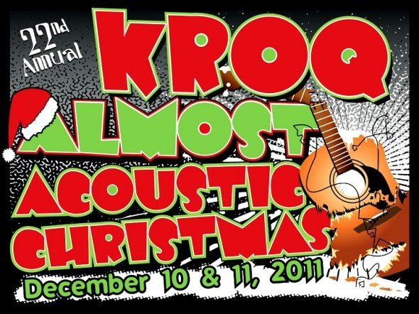 Kroq Almost Acoustic Christmas.Kroq Almost Acoustic Christmas Full Lineup Announced Oc Weekly