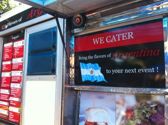 Evan Kleiman, Gustavo to Host Discussion on Street Food–With