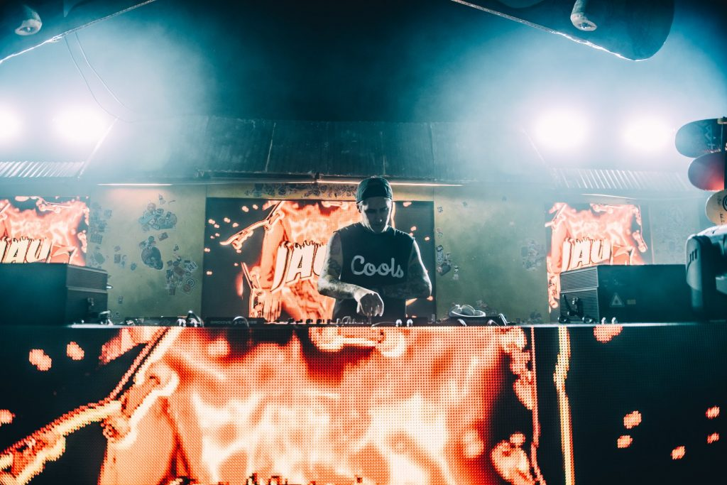 JAUZ Takes a Bite Out of America on New Tour