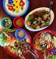 Moo Pa Offers Beloved Thai Dishes and Heat