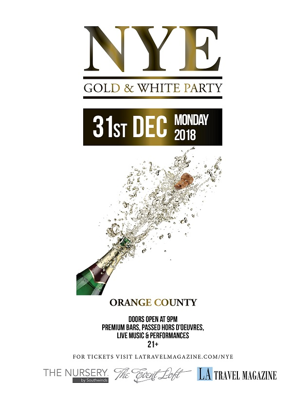 New Year's Eve, Orange County